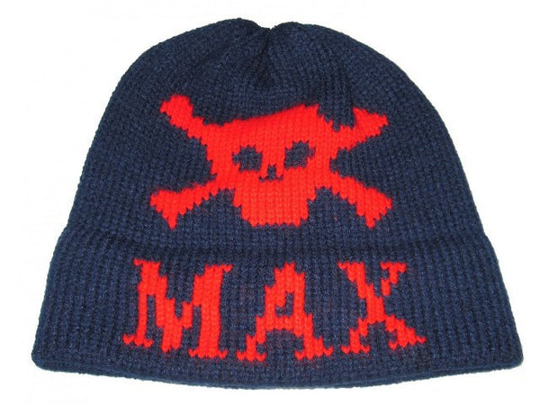 Skull & Crossbone Personalized Hat