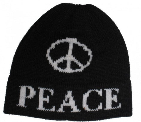 Peace Sign Personalized Hat