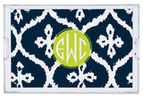 Personalized Lucite Tray, Large: NEW PATTERNS & STYLES