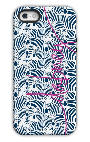 Personalized Cell Phone Case, Bruno Pattern