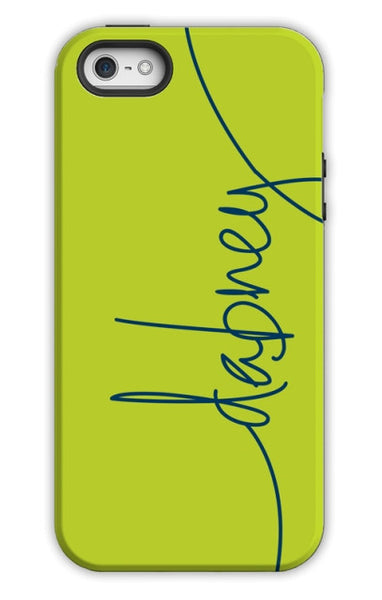 Personalized Cell Phone Case, Chartreuse: Order your iPhone 6