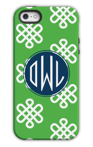 Personalized Cell Phone Case, Clementine Pattern