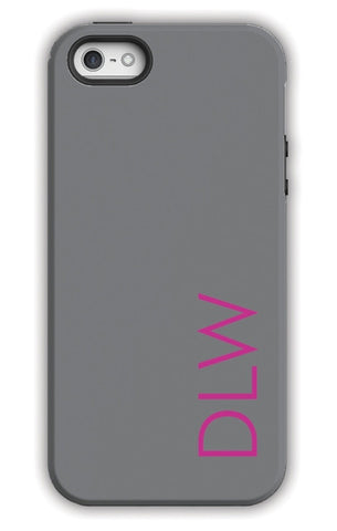 Personalized Cell Phone Case, Dark Gray: Order your iPhone 6