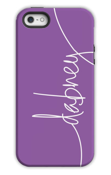 Personalized Cell Phone Case, Eggplant: Order your iPhone 6