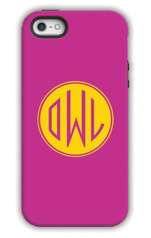 Personalized Cell Phone Case, Fuchsia: Order your iPhone 6