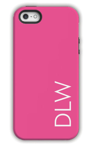 Personalized Cell Phone Case, Hot Pink: Order your iPhone 6