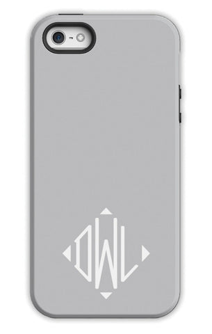 Personalized Cell Phone Case, Light Gray: Order your iPhone 6