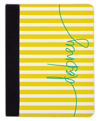 Personalized iPad & Laptop Cases, Cabana Pattern