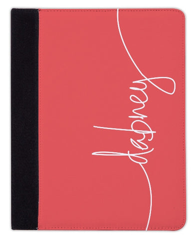 Personalized iPad & Laptop Cases, Coral