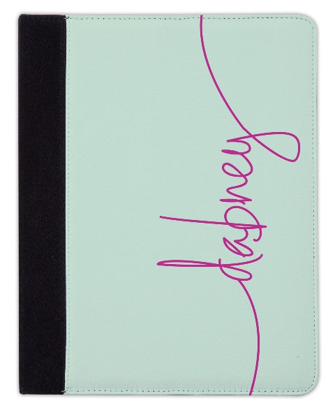Personalized iPad & Laptop Cases, Mint