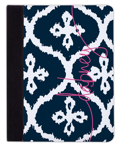 Personalized iPad & Laptop Cases, Montauk Pattern