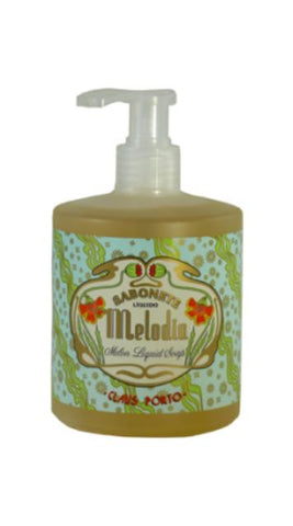 Melodia Melon Aloe Vera Liquid Soap
