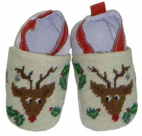 Rudolph Baby Shoes (0-6 mo)