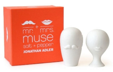 Mr. & Mrs. Muse Salt & Pepper Shakers