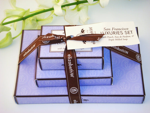 San Francisco Luxuries Set, Lavender