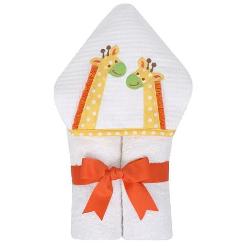 "Jolly Giraffe Hooded ""Everykid"" Towel"