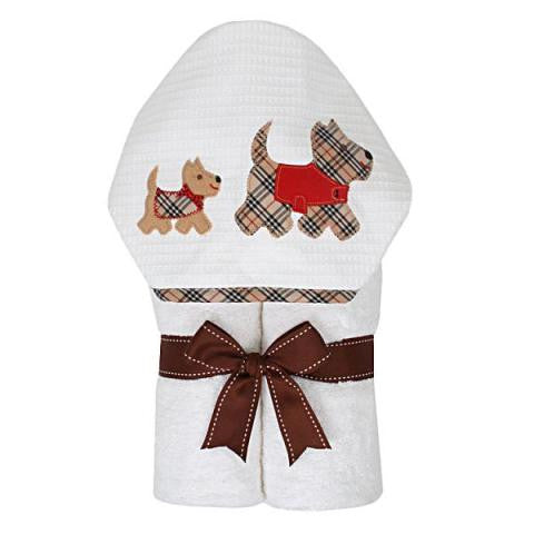 "Posh Pup Hooded ""Everykid"" Towel"