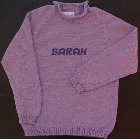 Personalized Name Sweater (Children's)