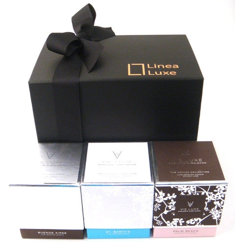 "The ""World Traveler"" Vie Luxe Gift Box"