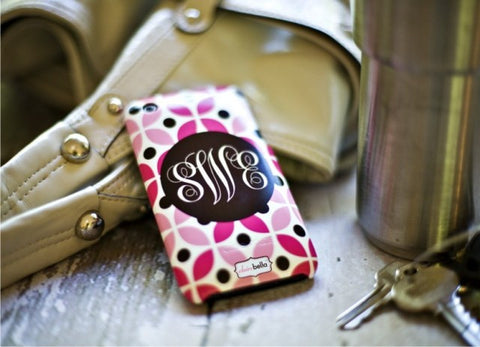 Custom Cell Phone Case (Monogram)