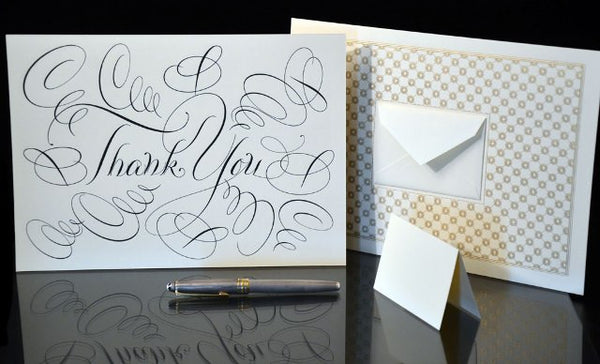 Thank You Grand Statement Card