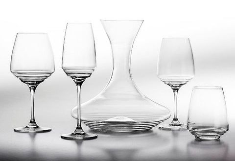 Nuove Esperienze Glassware Collection