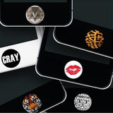 """Cray"" Theme Home Button Stickers (Pack of 6)"