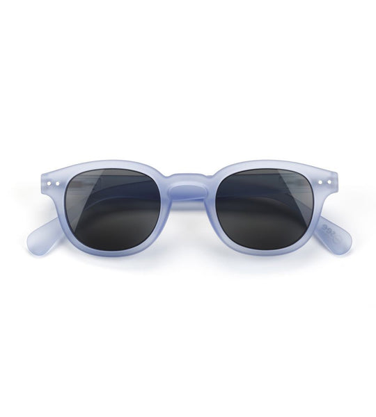 Let Me See Sunglass Readers, Jelly Blue