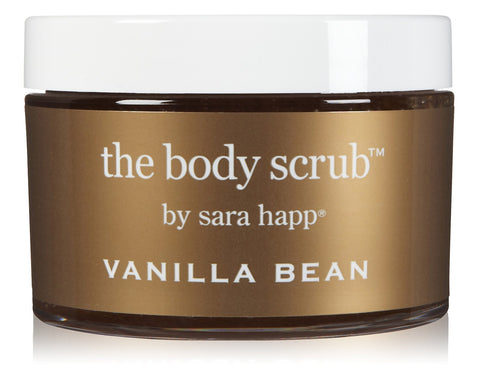 The Body Scrub, Vanilla Bean