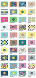 Personalized Sticky Note Cube: NEW PATTERNS & STYLES