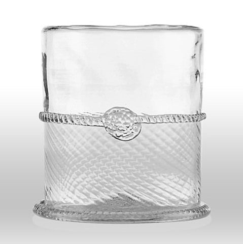 Graham Barware Double Old Fashion Glasses, Set of 2