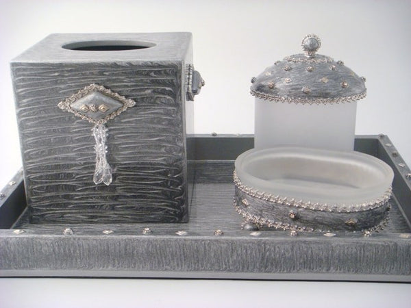 Bolshoi Platinum Bath Accessories
