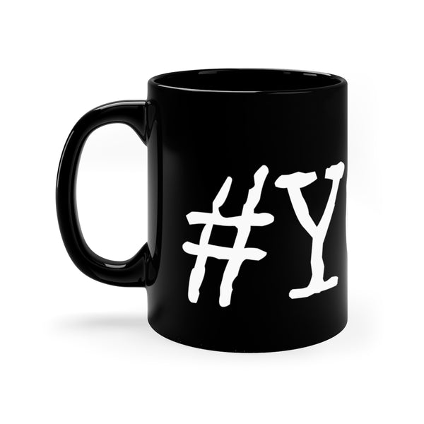 #YOGA MUG BY SIAN TROMBLEY