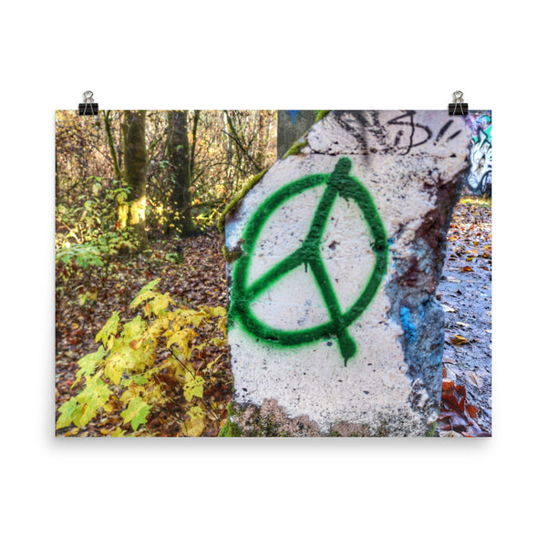 #PEACE PHOTOGRAPHY PRINT