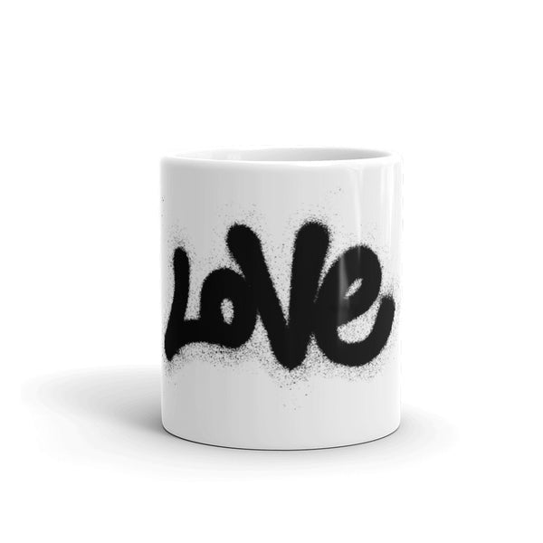 #LOVE GRAFFITI COFFEE BY S.S. HART