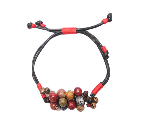 Baublebeads Berries Ceramic Bracelet