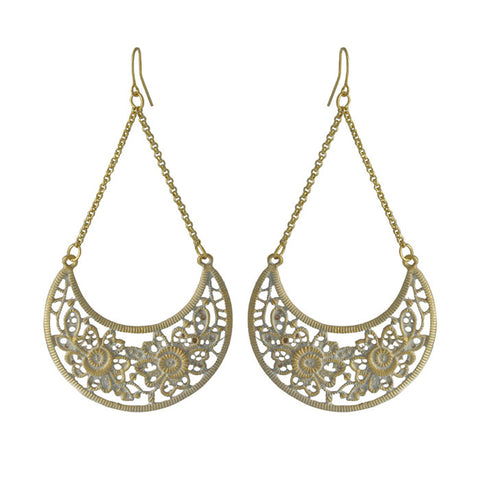 Aisha Mughal Bali Drop Earrings