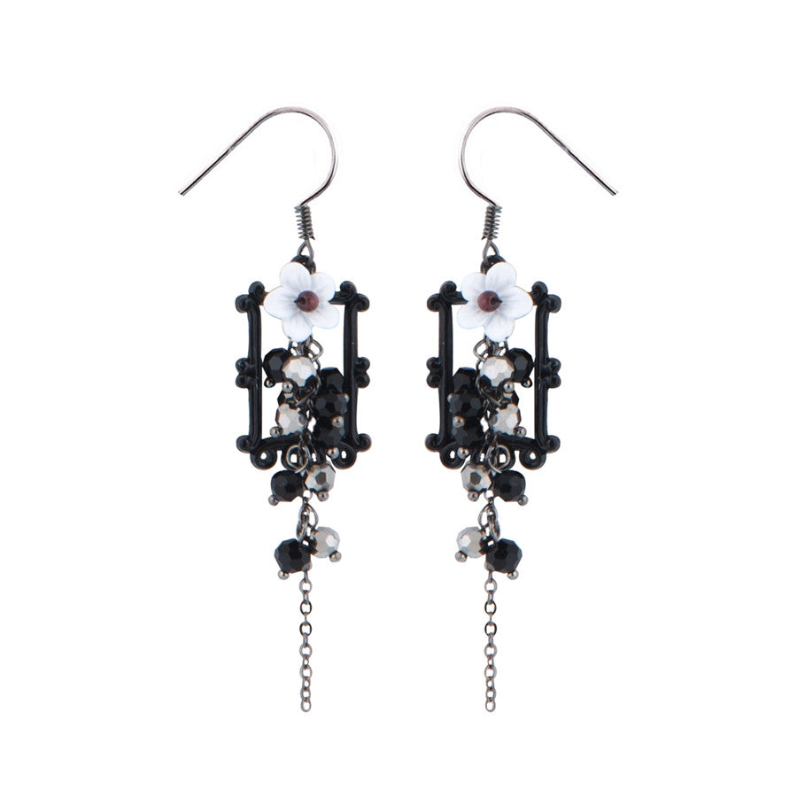 Carmen World Traveller Drop Earrings