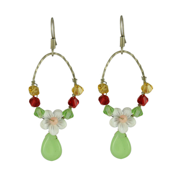 Willow Spring Drop Earrings