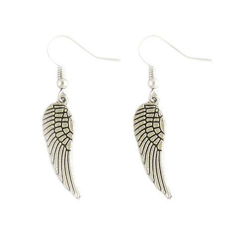 Ariel Angel Drop Earrings