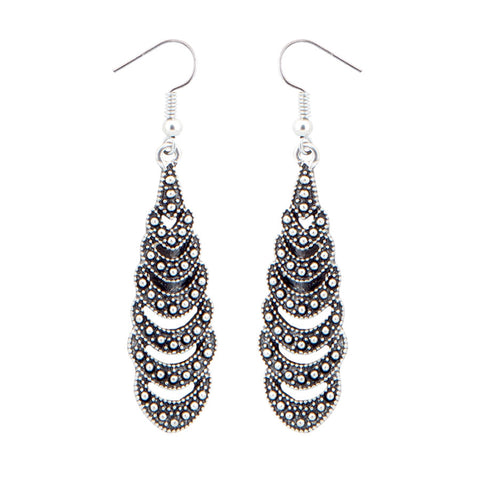 Bree Classic Chandelier Drop Earrings