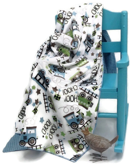Soft Comfy Baby/Toddler Blankets