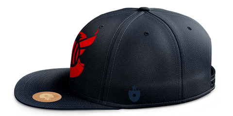 The USA Cap - side view