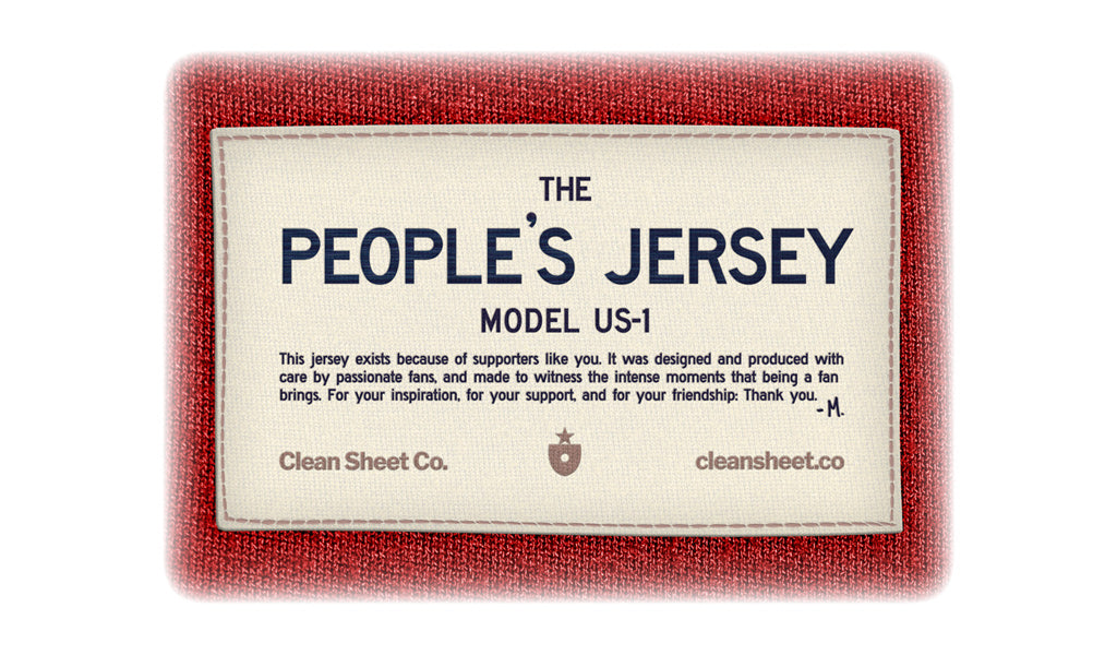 The People's Jersey