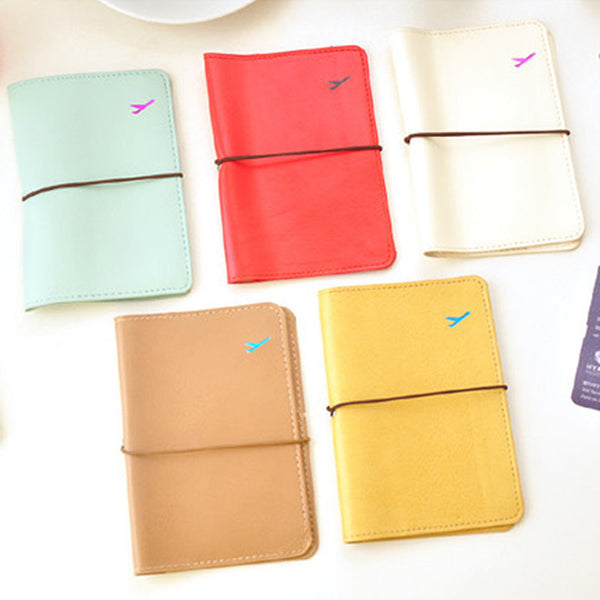 Bright Passport Cover - Free Shipping - Hello Wander - 1