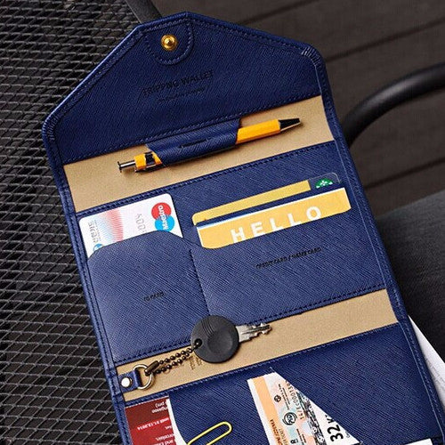 Versatile Travel Wallet - Free Shipping - Hello Wander - 3