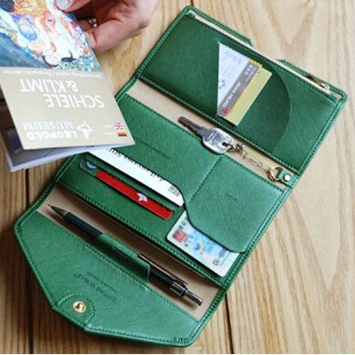 Versatile Travel Wallet - Free Shipping - Hello Wander - 5