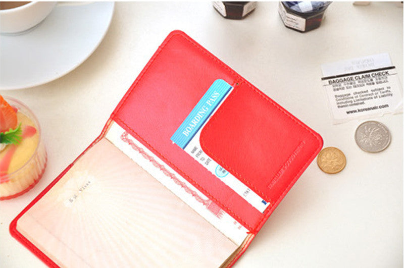 Bright Passport Cover - Free Shipping - Hello Wander - 7