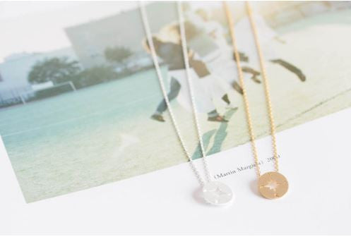 Compass necklace - Free Shipping - Hello Wander - 1