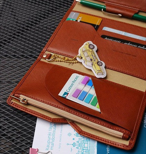 Versatile Travel Wallet - Free Shipping - Hello Wander - 6